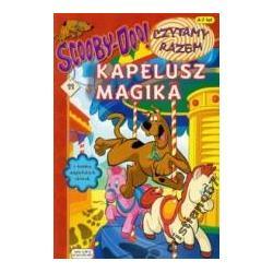 Scooby - Doo KAPELUSZ MAGIKA NOWA czytamy razem