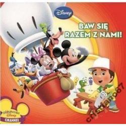 Baw się razem z nami Myszka Miki Czytajmy razem