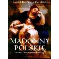 Madonny Polskie K. K. Czapliński NOWA TWARDA TANIO