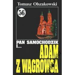 Pan Samochodzik i ADAM z WĄGROWCA  56  NOWA