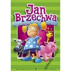 Najpiękniejsze wiersze dla dzieci Jan Brzechwa NEW