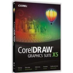 Corel DRAW Graphics Suite X5 PL