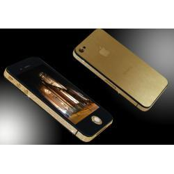 Apple iphone 4 Swarovski 32GB Gold Deluxe