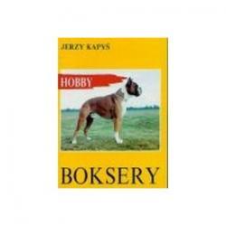 """KSIĄŻKA""""BOKSER"""" (HOBBY)"""