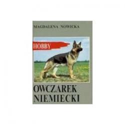 """KSIĄŻKA""""OWCZAREK NIEMIECKI"""" (HOBBY)"""