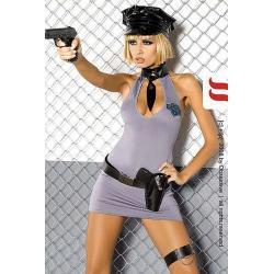Komplet Police Dress XXL