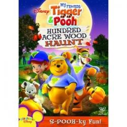 My Friends Tigger and Pooh: Hundred Acre Wood Haunt [DVD] [2008]