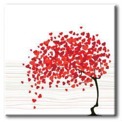 """obrazy nowoczesne """"drzewko milości""""  HIT Akryl"""