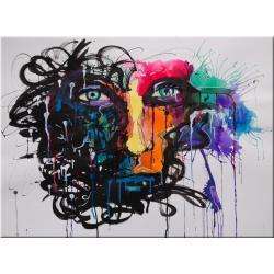 """obrazy nowoczesne """"akwarelowe spojrzenie"""" Obrazki i obrazy"""