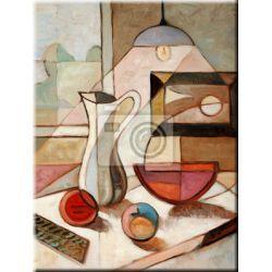 abstrakcyjny obraz na płótnie Akryl
