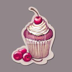 Obrazy nowoczesne na płótnie do kuchni lub cukierni Akryl