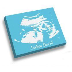 Fajna pamiątka ciąży lub prezent z okazji poczęcia dziecka Akryl