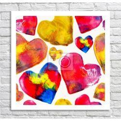 Obraz dla zakochanych Akryl