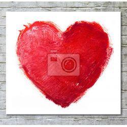 Podaruj serce ukochanej osobie :) Akryl