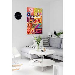 Obraz o tematyce muzycznej Obrazki i obrazy