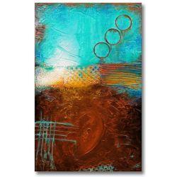 obrazy nowoczesne abstrakcyjne 100x150cm Akryl