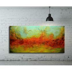 obraz na ścianę abstrakcyjny Akryl