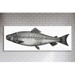 Obraz do kuchni lub restauracji 40x120