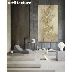 Duże abstrakcyjne obrazy ręcznie malowane Akryl