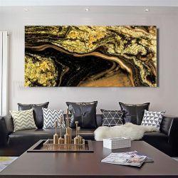 Złote marzenie - obraz na płótnie Antyki i Sztuka