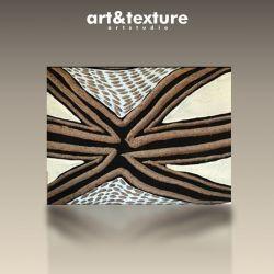 ARTESANO - Wielkoformatowy obraz na płótnie abstrakcyjny art&texture™ Antyki i Sztuka