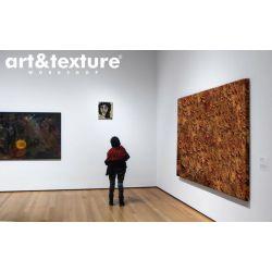 Obrazy abstrakcyjne do salonu ręcznie malowane Akryl