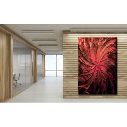 Namiętny wir - Modny obraz na ścianę | obrazy do salonu Akryl