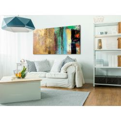 Stylowe obrazy do salonu - unikatowa imaginacja Obrazki i obrazy