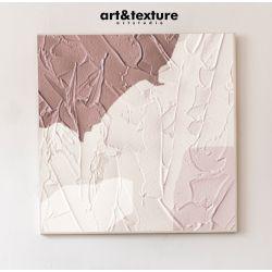 GLAM STONE - Wielkoformatowy obraz na płótnie abstrakcyjny art&texture® Antyki i Sztuka