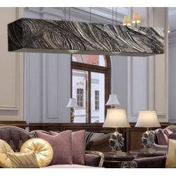 GLAMOUROSSA - Artystyczna ekskluzywna LAMPA SUFITOWA duża do loftu Pozostałe