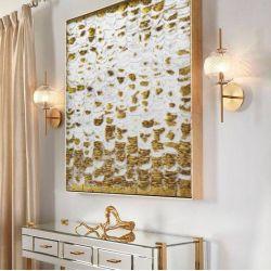 GLANCE - Wielkoformatowy obraz na płótnie abstrakcyjny art&texture™ Akryl
