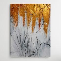 CHARMING - Wielkoformatowy obraz na płótnie abstrakcyjny art&texture™