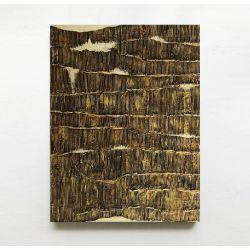 ESPLENDIDO - ekskluzywny obraz rzeźbiony metaliczny bardzo dekoracyjny do salonu nowoczesnego