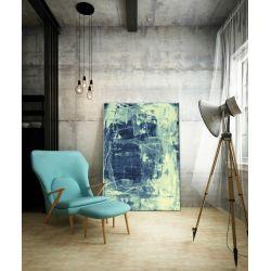 obraz nowoczesny malowany -  duży 100x150cm /obrazy do salonu Obrazki i obrazy