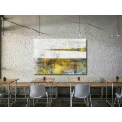 oobraz nowoczesny malowany -  duży 100x150cm /obrazy do salonu Obrazki i obrazy