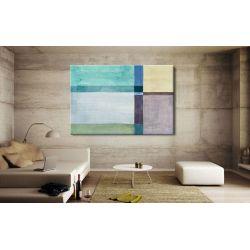 obraz nowoczesny malowany -  duży 100x150cm /obrazy do salonu