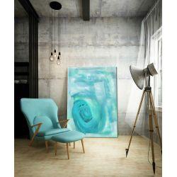 obobraz nowoczesny malowany -  duży 100x150cm /obrazy do salonu