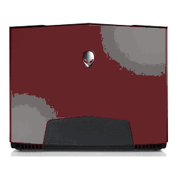 DELL Alienware M15x (HD+) czerwony