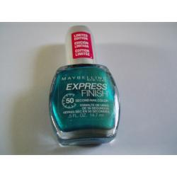 Maybelline New York expres finish 50 second