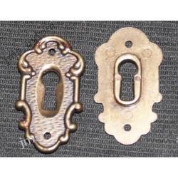 Okucie dziurki od klucza-replika cynk mosiadzowany