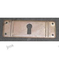 Plakietka-oslonka dziurki na klucz
