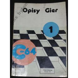 OPISY GIER C64