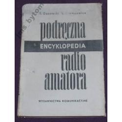 PODRECZNA ENCYKLOPEDIA RADIOAMATORA wyd 1968r