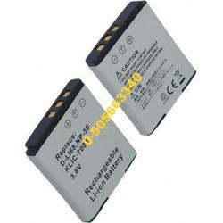 Bateria do Fuji NP-50 Finepix Pentax D-LI68 Optio