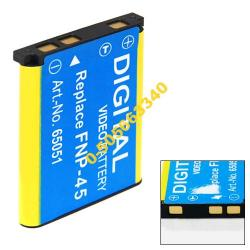 Bateria do Fuji NP-45 NP45a FinePix JV200 JX300
