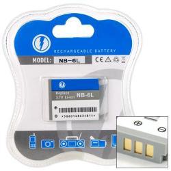 Bateria do CANON NB-6L, NB6L Ixus 310HS 300HS 210