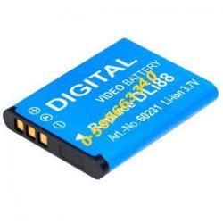 Bateria do Sanyo Xacti DB-L80 D-li88 DBL80 DLI88
