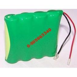 Bateria do Cobra Uniden Sharp Sanyo Philips