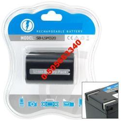 Bateria do kamery Samsung SB-LSM320 LSM320 LSM80