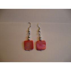 K - 000239 Kolczyki z masy perłowej Kolczyki